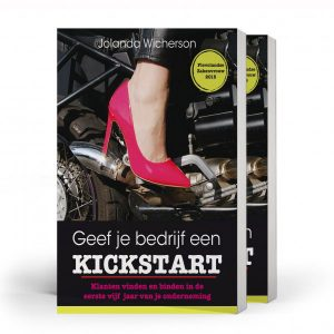 boek voor ondernemers